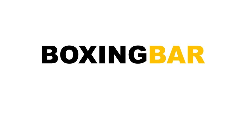Boxing Bar