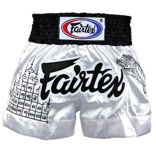 Fairtex Superstition Muay Thai Shorts