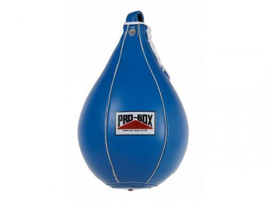 Pro Box PU Boxing Speedball - Blau
