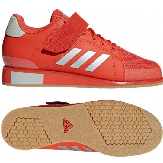 Adidas Power Perfect III Gewichtheberstiefel - Rot
