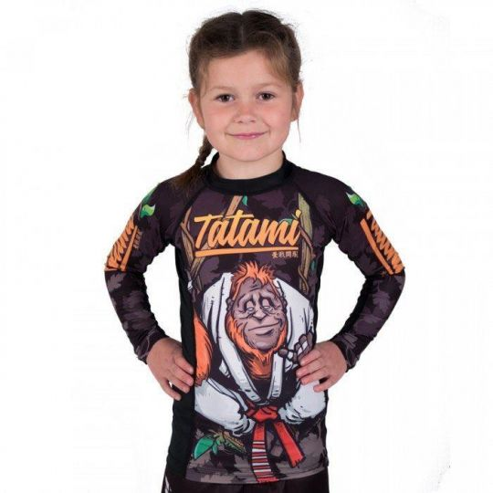 Tatami Kinder hängen lose Rash Guard