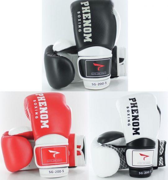 Phenom Boxing Professional Velcro Sparring Gloves