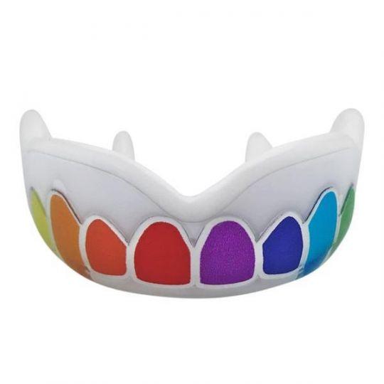 Damage Control Kids Mouthguard - Rainbow Grillz