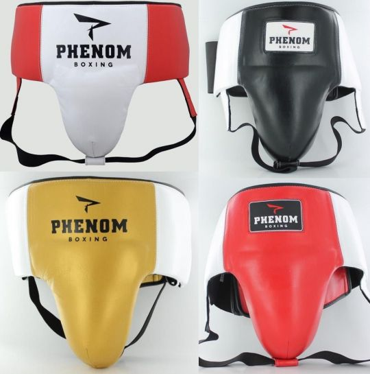 Phenom Boxing Professioneller Tiefschutz