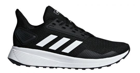 Adidas Duramo 9 Kids Running Shoes - Black