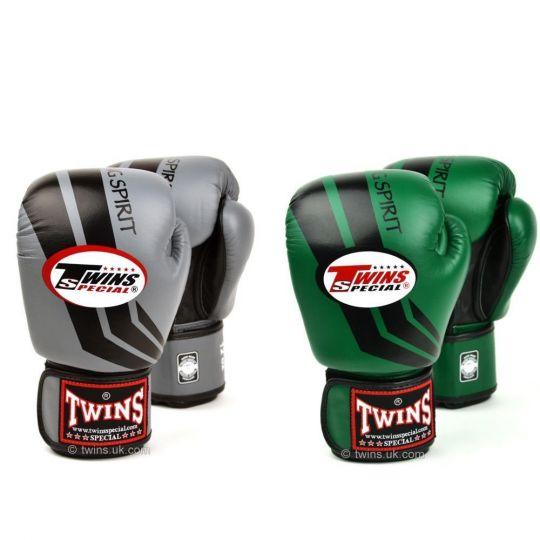 Twins Black Stripe Boxing Gloves