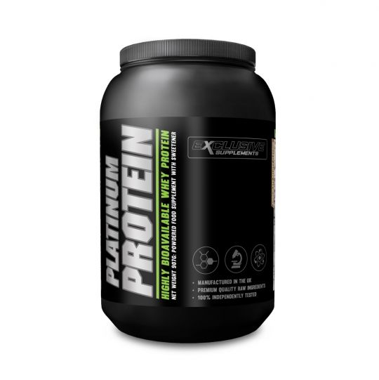 Exclusive Supplements Platinum Protein