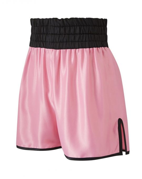 SW Womens Luxury Satin Boxing Shorts
