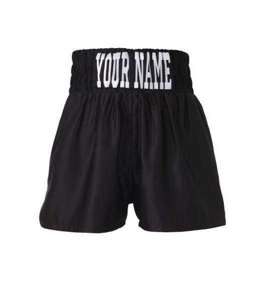 SW Tyson Style Boxing Shorts
