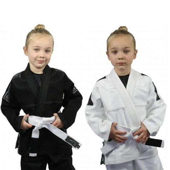 Fumetsu Kids Prime Artic Camo BJJ Gi