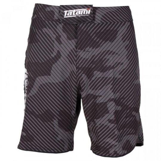 Tatami Renegade Graue Camouflage BJJ Shorts