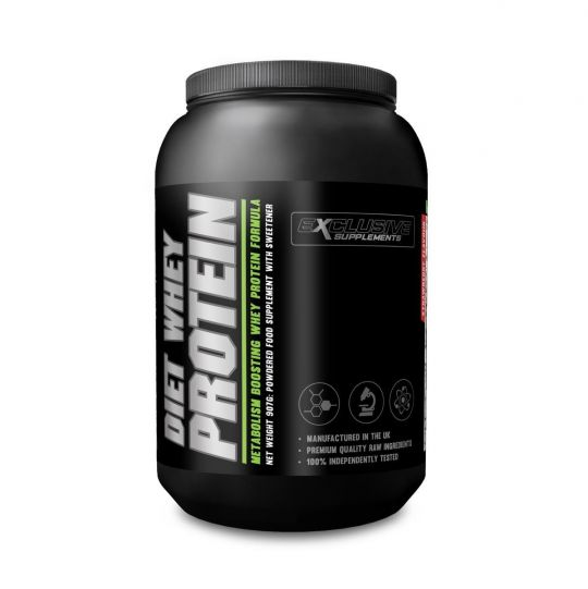 Exclusive Supplements Diet Whey Protein