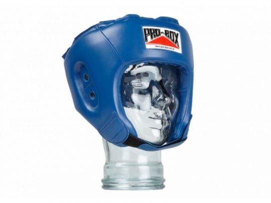 Pro Box Kinder Base Spar Kopfschutz - Blau