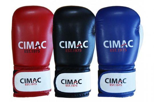 Cimac Kunstleder Boxhandschuhe
