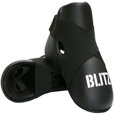 Blitz Sport PU Semi Contact Foot Protector