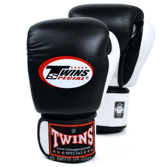 Twins-Special-bgvl-3t-2-Tone-Black-White-Muay-Thai-Boxing-Gloves