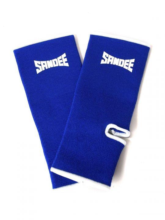 Sandee Muay Thai Ankle Stützen - Blau