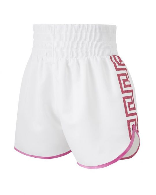 SW Womens Versace Style Boxing Shorts