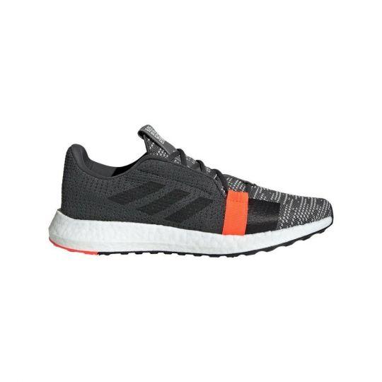 Adidas Senseboost Running Shoes - Grey