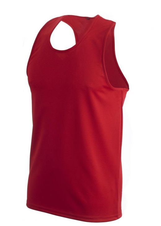 SW Basic Boxing Vest - Red