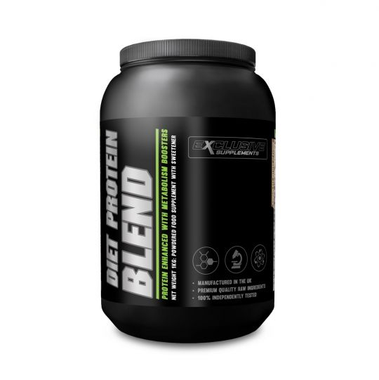 Exclusive Supplements Diet Protein Blend