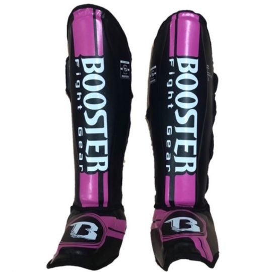 Booster V3 Shin Guards - Black/Pink