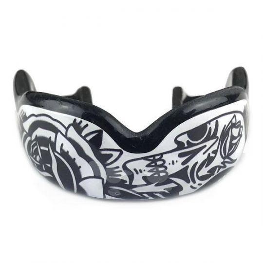 Damage Control Kids Mouthguard - Black Arts