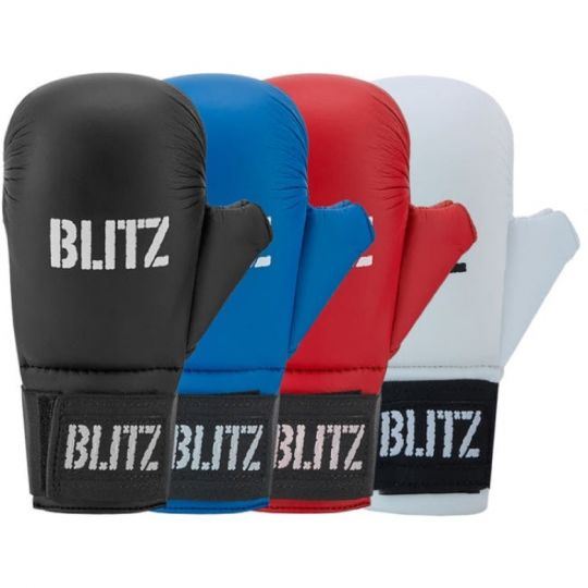 blitz-pu-elite-karate-mitt