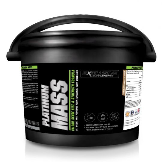 Exclusive Supplements Platinum Mass