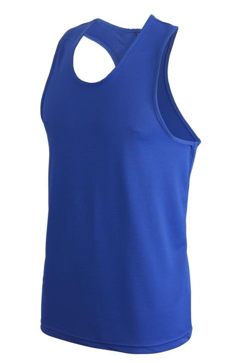 SW Basic Boxing Vest - Blue