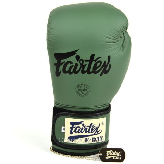 Fairtex F-DAY Boxing Gloves