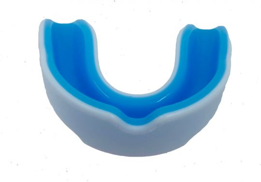 Grapplers Guard Mouth Guard - Blue - Kids