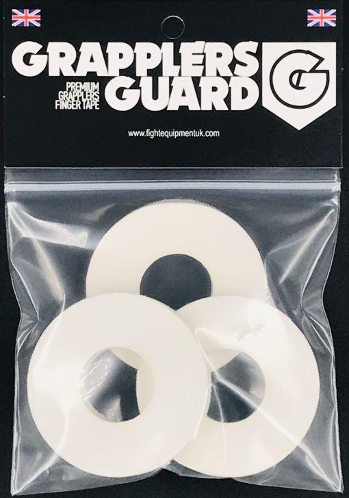 Grapplers Guard Premium Finger Tape - 3 x 10m Rolls