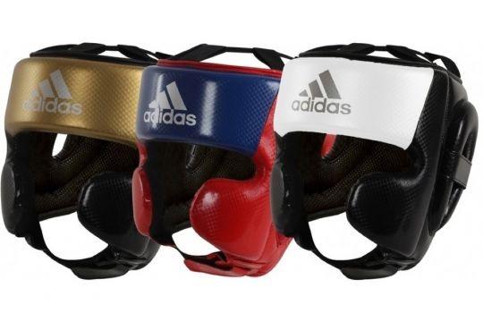 Adidas Hybrid Sparring Headguard - Fight Equipment UK