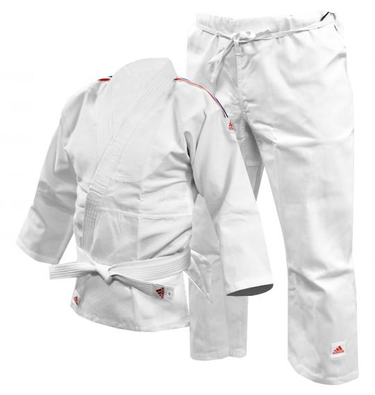 Adidas Kinder Judo Uniform - 250g