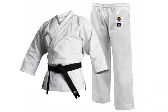 Adidas Club Karate Uniform - WKF genehmigt