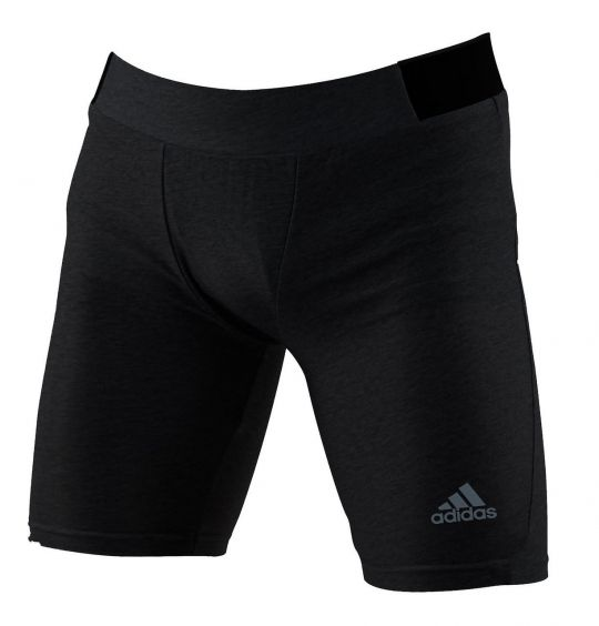 Adidas Compression Shorts - Black | Clothing | Fight Equipment UK