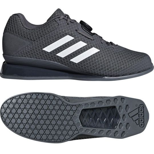 Adidas Leistung 16 II Weightlifting Boots - Grey