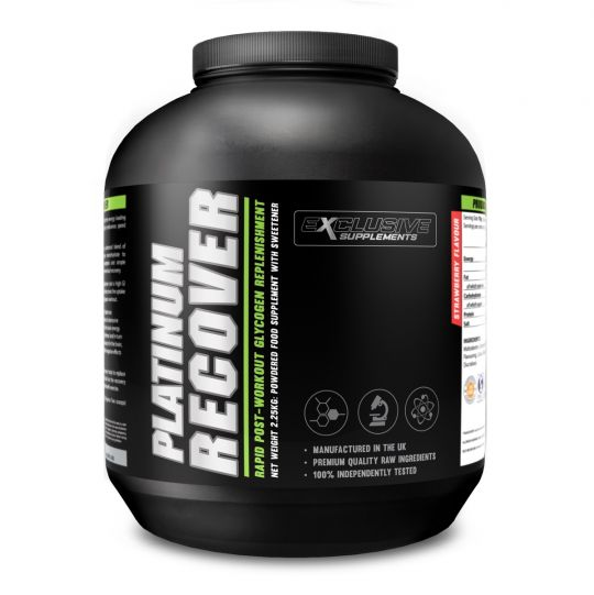 Exclusive Supplements Platinum Recover