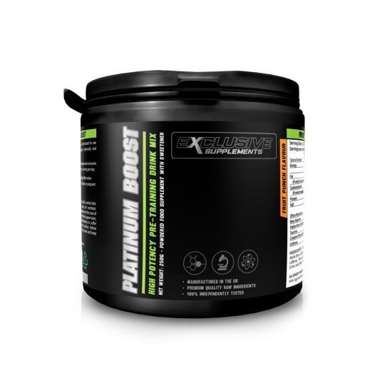 Exclusive Supplements Platinum Boost