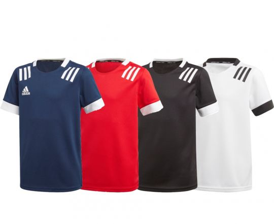 Adidas 3S Fitted Rugby Jersey