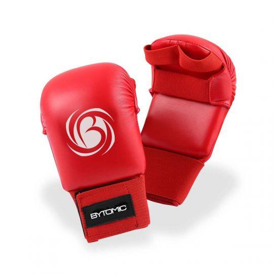 Bytomic Turnier Karate Mitt ohne Daumen - Rot