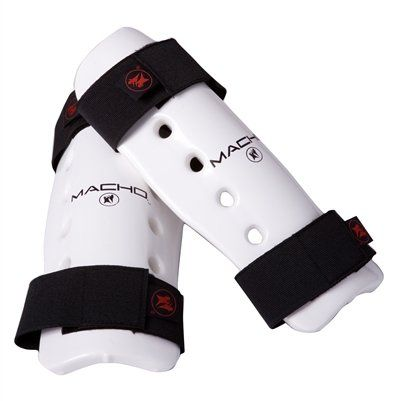 macho-dyna-shin-guards-white