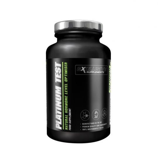 Exclusive Supplements Platinum Test