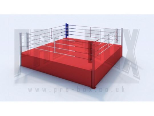 Pro Box High Platform Boxing Ring - Please Contact Us For Shipping Costs