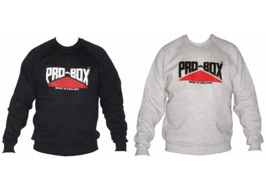 Pro Box Training Sweat Top