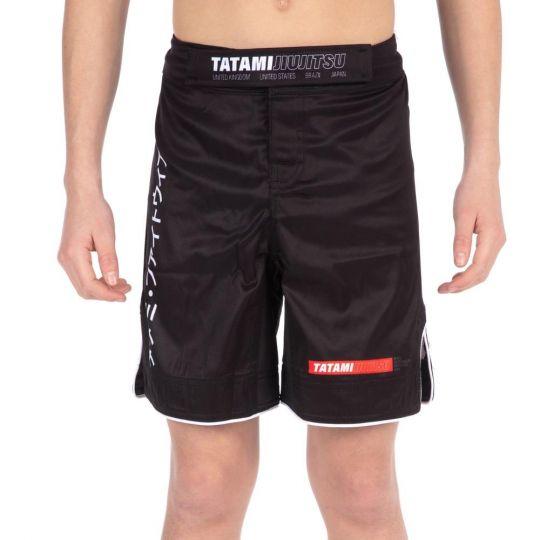 Tatami Kids Global BJJ Grappling Shorts