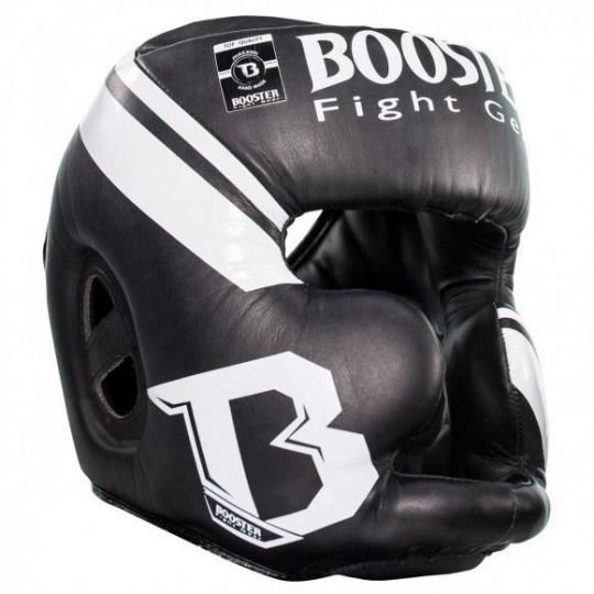 Booster Closed Face Head Guard