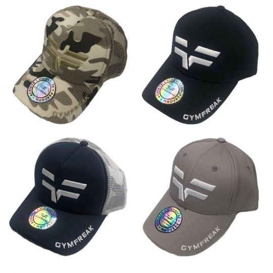 Gym Freak Baseball Cap