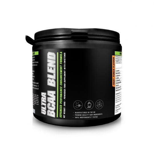 Exclusive Supplements Ultra BCAA Blend